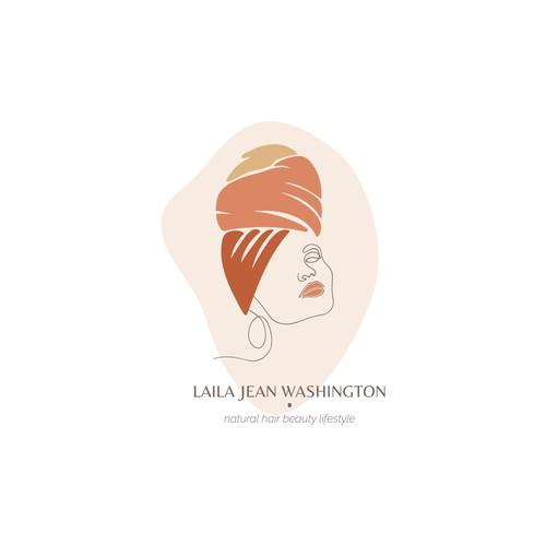 Logo for Hair Beauty Influencer