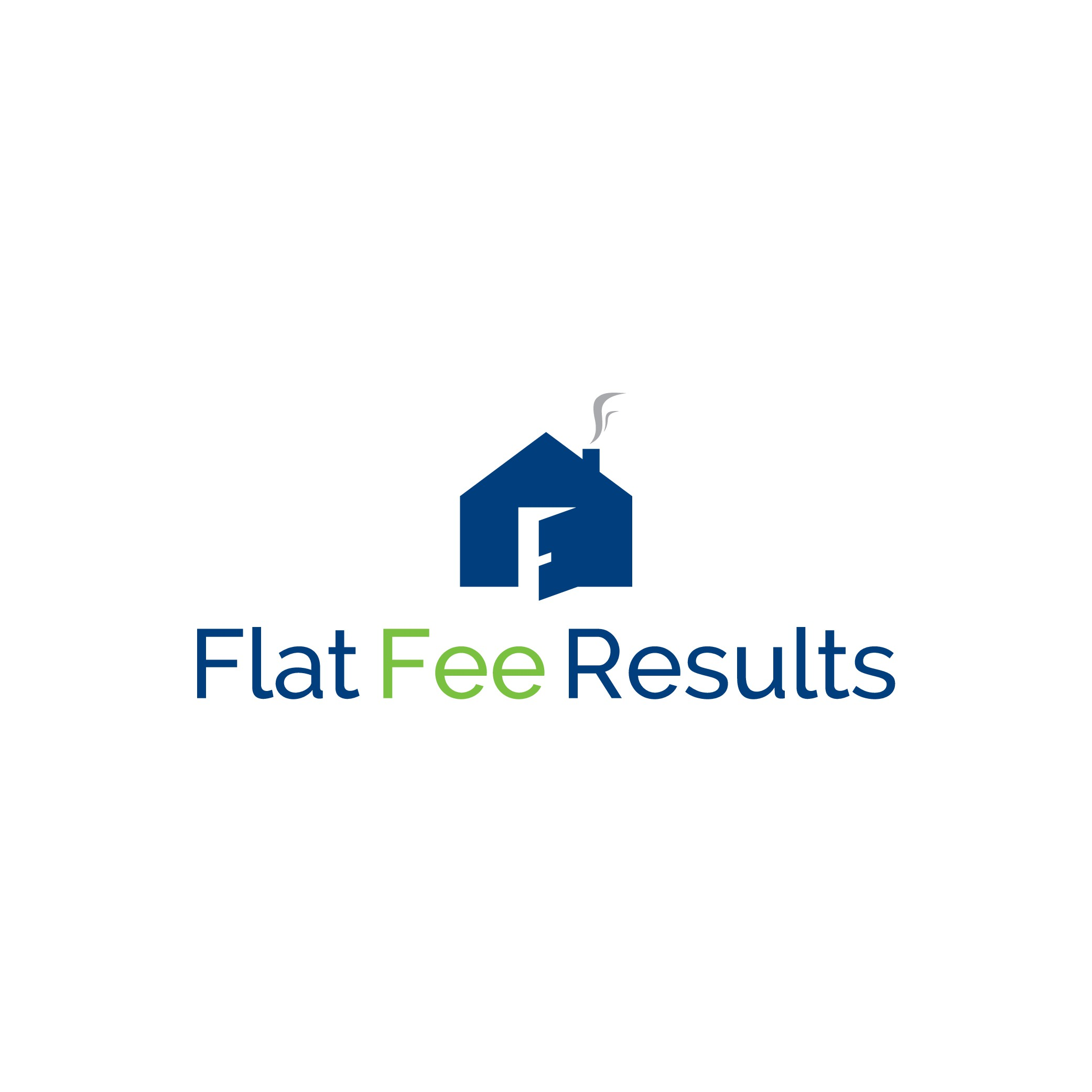 Need a modern logo for a flat fee real estate company