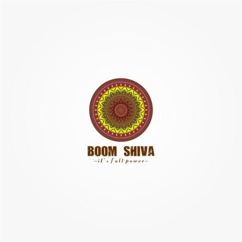 Logo for Boom Shiva