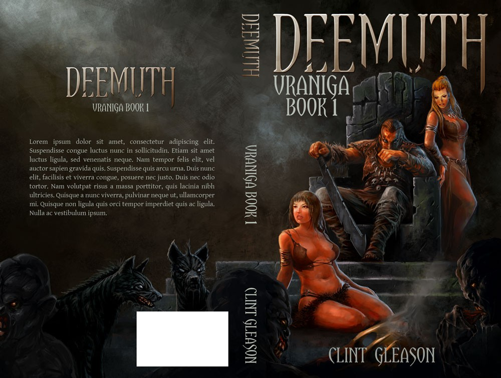 Help Clint Gleason with a new book or magazine cover