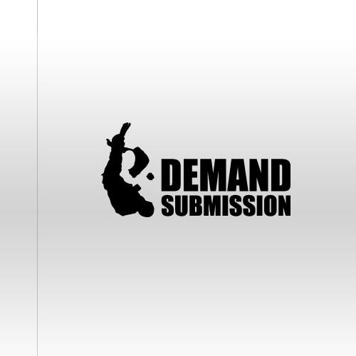 Logo for new MMA (mixed martial arts) website