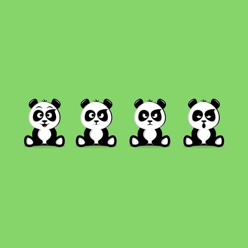 Bamboo Mascot design