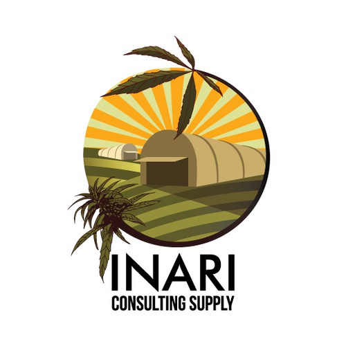 Final logo for Inari - Consulting Supply