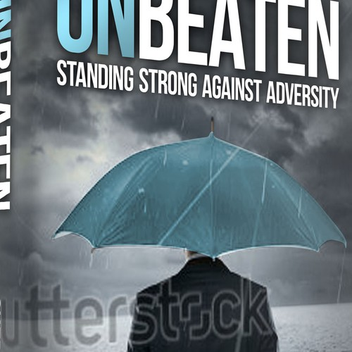 Built to win! Create a powerful, inviting design for inspirational 200-pg devotional book: UNBEATEN