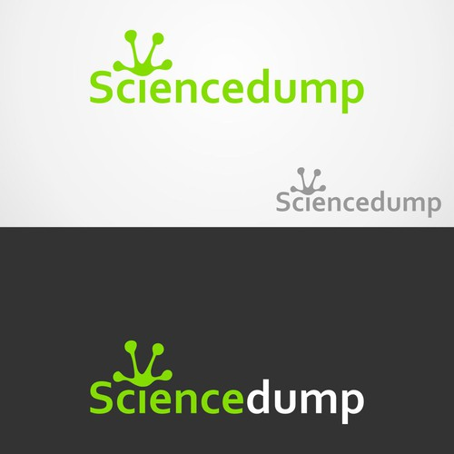 sciencedump.com new logo