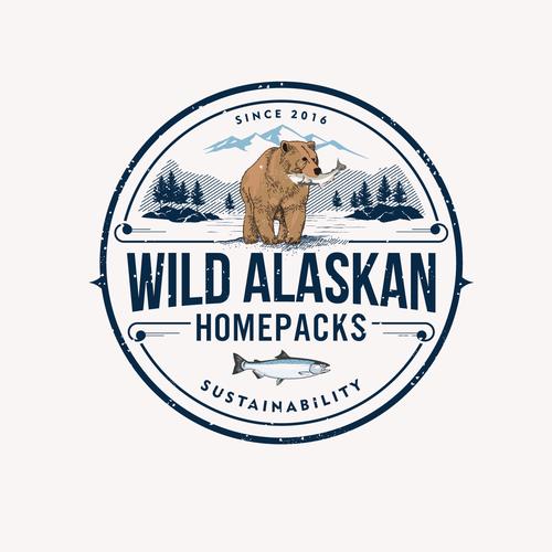 wild alaskan homepack