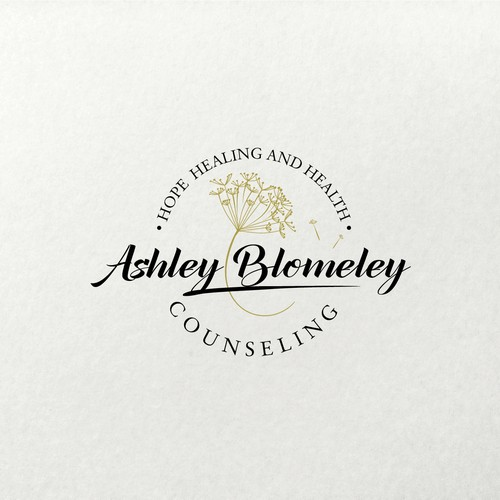 Logo for Ashley Blomeley
