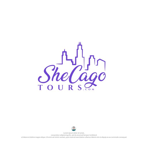 SheCago Tours Logo