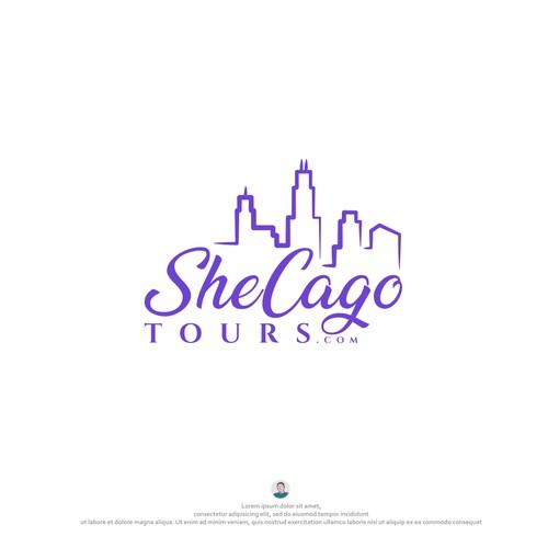 SheCago Tours Logo