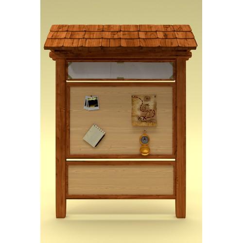 Kiosk illustration