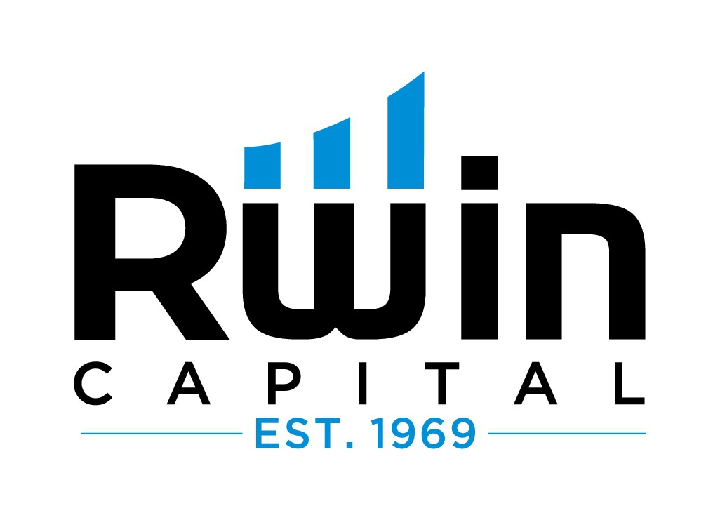 """Create a logo for """"RWin Capital"""", a private investment corporation."""