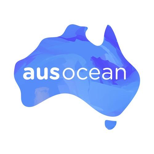 Ocean-Saving Nonprofit Logo