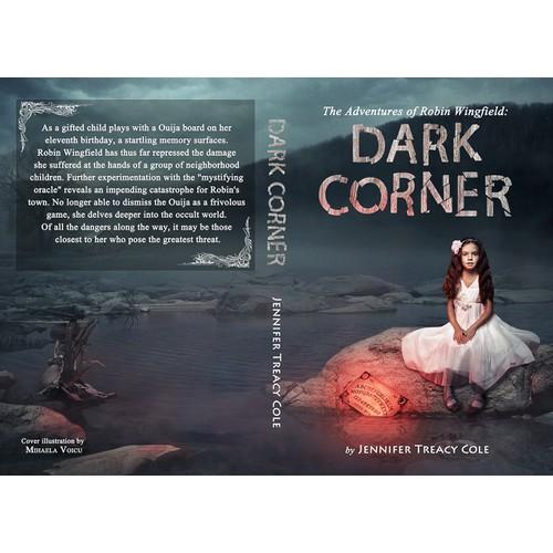Book cover art & design
