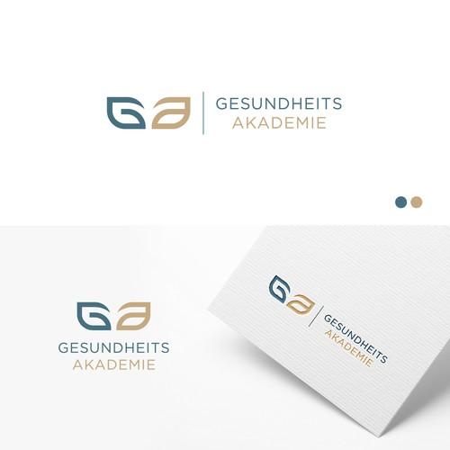 Gesundheits Akademie Logo