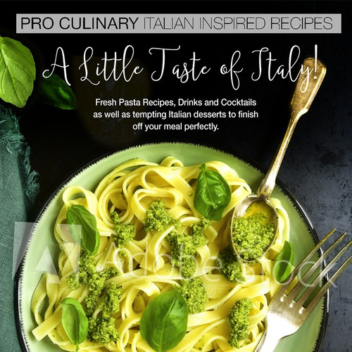 Cover for Italian cookbook