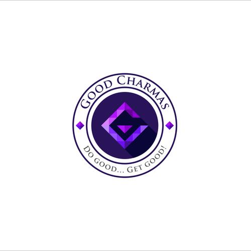 Emblem Logo for Good Charmas