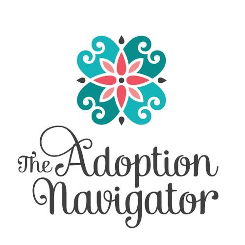 Help create families! Logo & BC for The Adoption Navigator