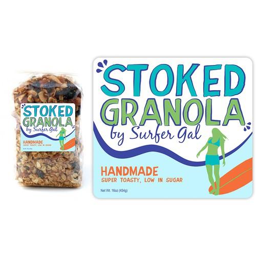 Granola Label