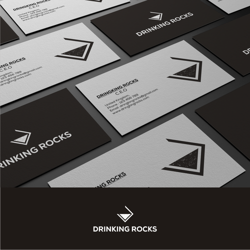 Help design a hipster logo for Drinking Rocks!