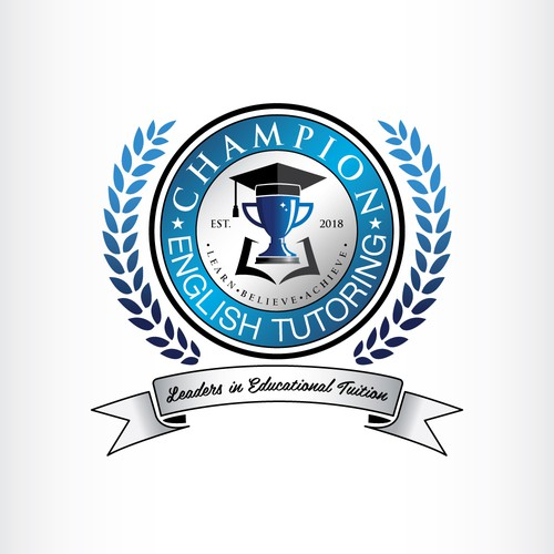 Education logo winner