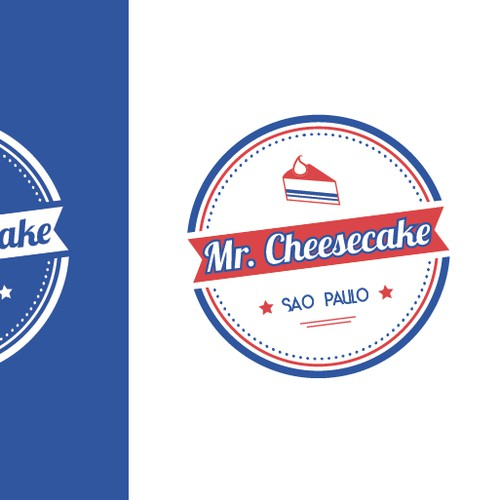 We have the best Cheesecake but we don't have the best Logo yet.