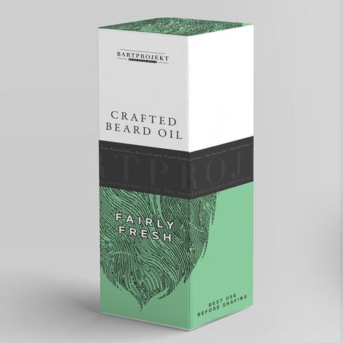 Beard Oil Pack