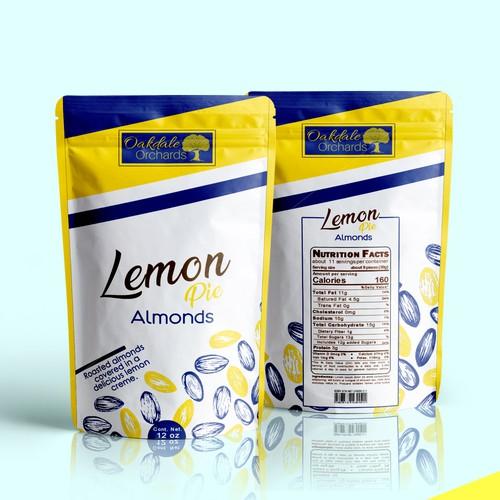 Lemon Pie Almonds