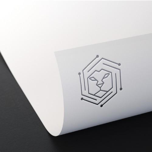 Logo for a tech company