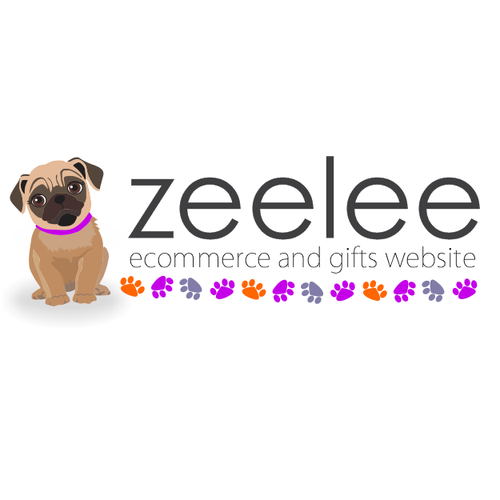 Create the next logo for ZEELEE - Ecommerce and Gifts Website