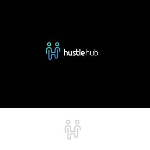 Creative logo for to connect budding entrepreneurs