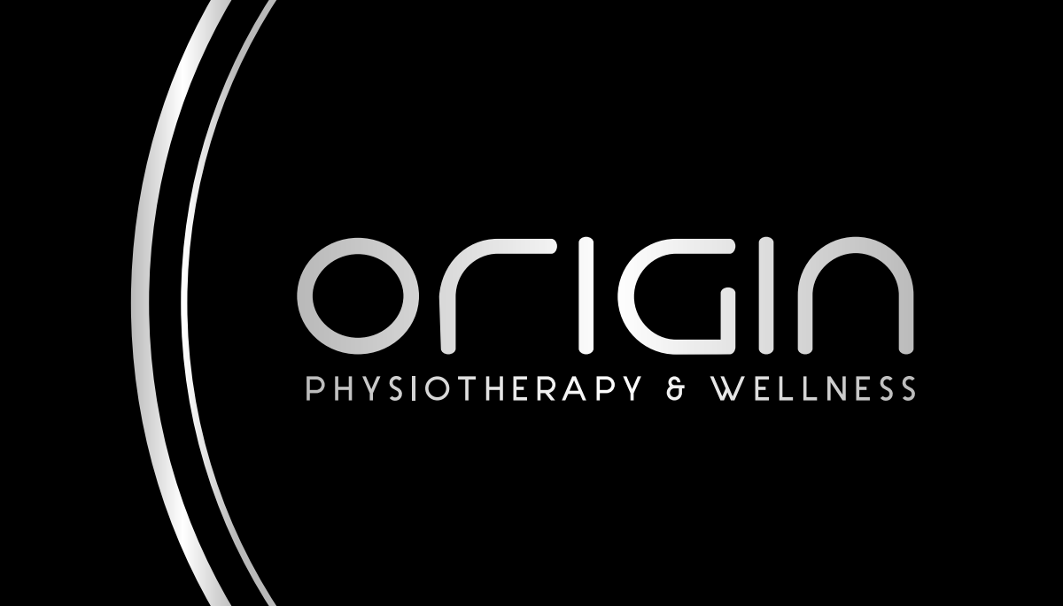 Origin Physiotherapy & Wellness Business Cards