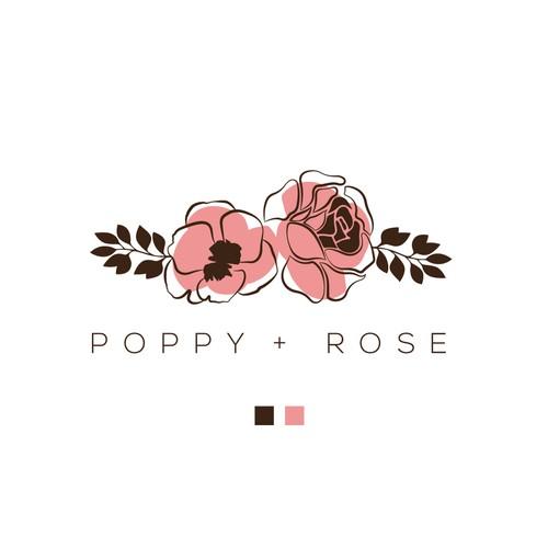 Poppy Rose logo