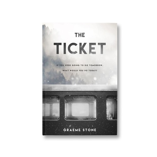 'The Ticket' book cover