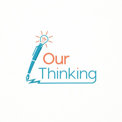 Youthful Logo Design for OurThinking
