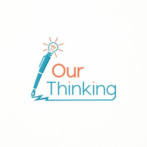 Youthful Logo Design for OurThinking