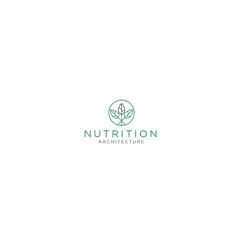 Logo design for Nutrition Architecture