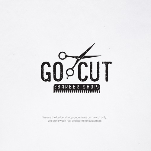 We are the barber shop,concentrate on haircut only.