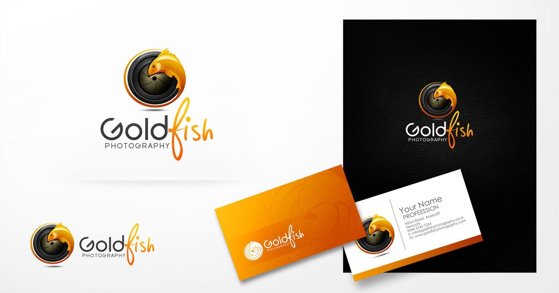 Goldfish photography needs a logo!
