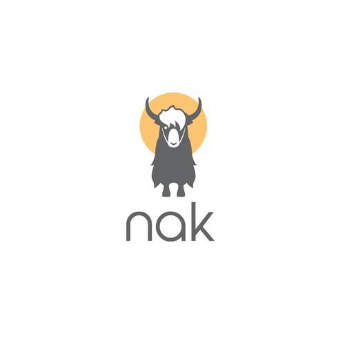 A yak modern logo