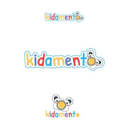 Kidament logo