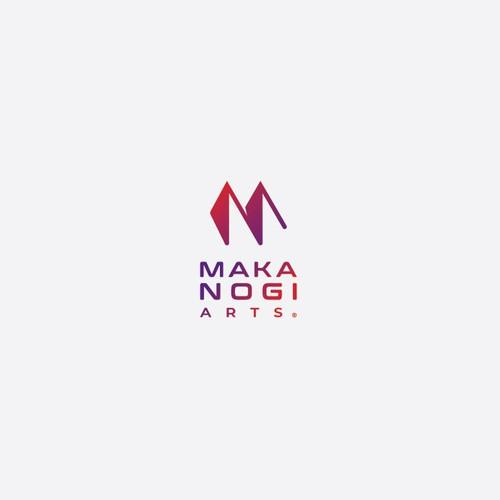 Makanogi Arts Logo