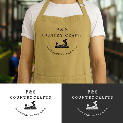 Logo concept for P&S Country Crafts
