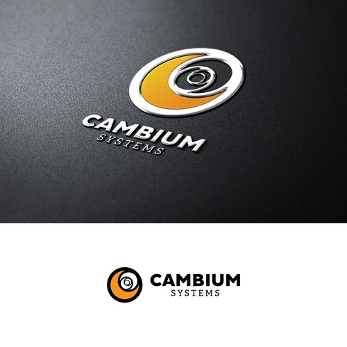 Simple yet carefully crafted logo for blockchain technology