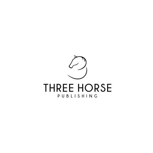 Three Horse Publising Logo