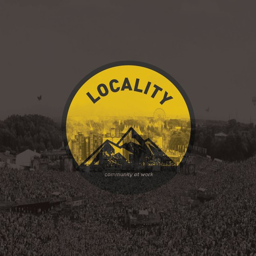 Vintage Logo Locality