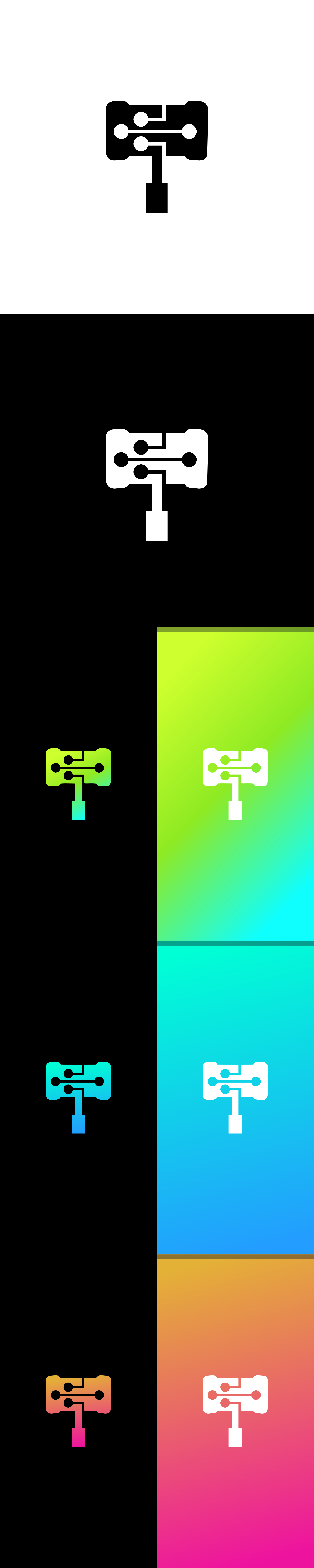 Design the logo for our neural network compression tool: Hammer!