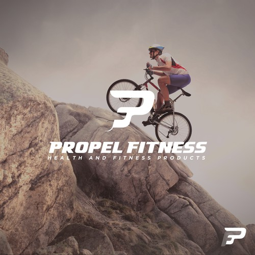 Propel Fitness Products Logo 2