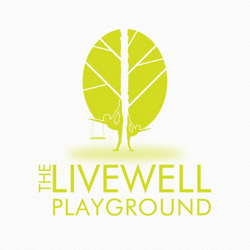 The Livewell Playground needs a new logo and business card
