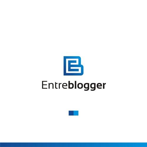 EB monogram logo