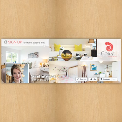 Fb cover for Coral Interiors